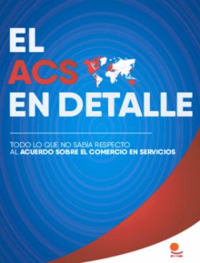 Un nuevo recurso para que los sindicatos luchan contra el ACS - Acuerdo sobre el Comercio de Servicios (TiSA en inglés)