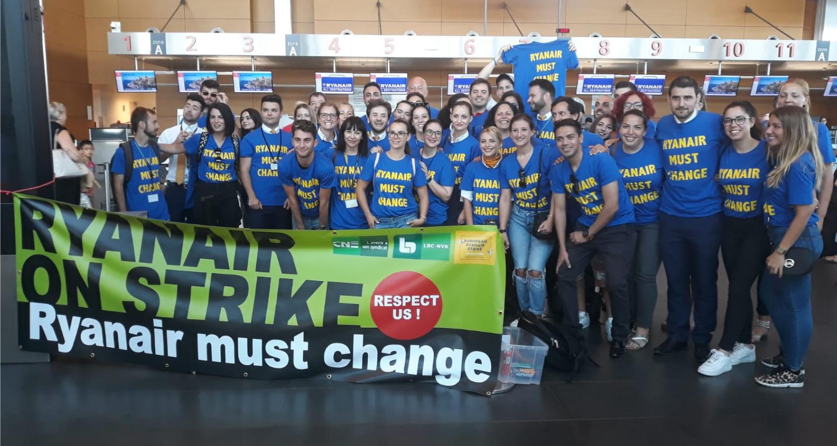 Sentencia decisiva a favor de las tripulaciones de Ryanair